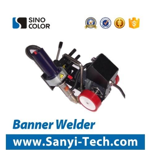 Banner Welder (Flex Jointing Machine) Sinocolor for The PE, PVC, Apply in Advertisement, Cheaper Banner Welder