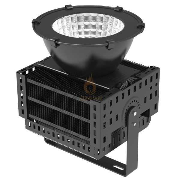 Waterproof IP65 100-500W Outdoor Spot LED Industrial High Bay Lamp