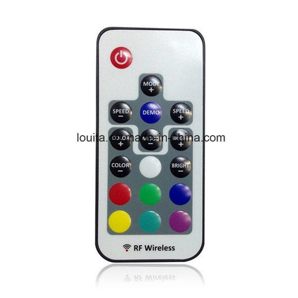 DC5-24V Mini RGB LED Controller with RF Remote