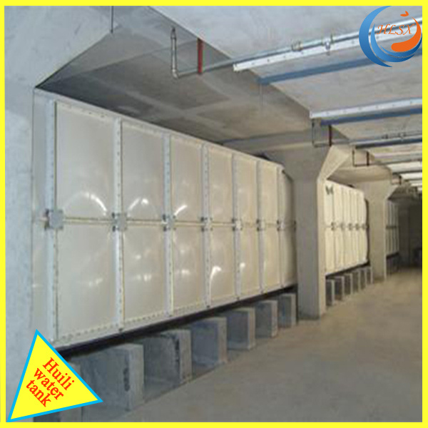 Irrigation GRP Water Storage Tank with ISO