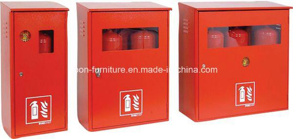 Metal Single/Double/Multiple Doors Fire Extinguisher Cabinet/