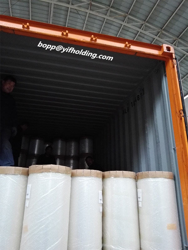 White or Pearlised BOPP Film for Candy Packing