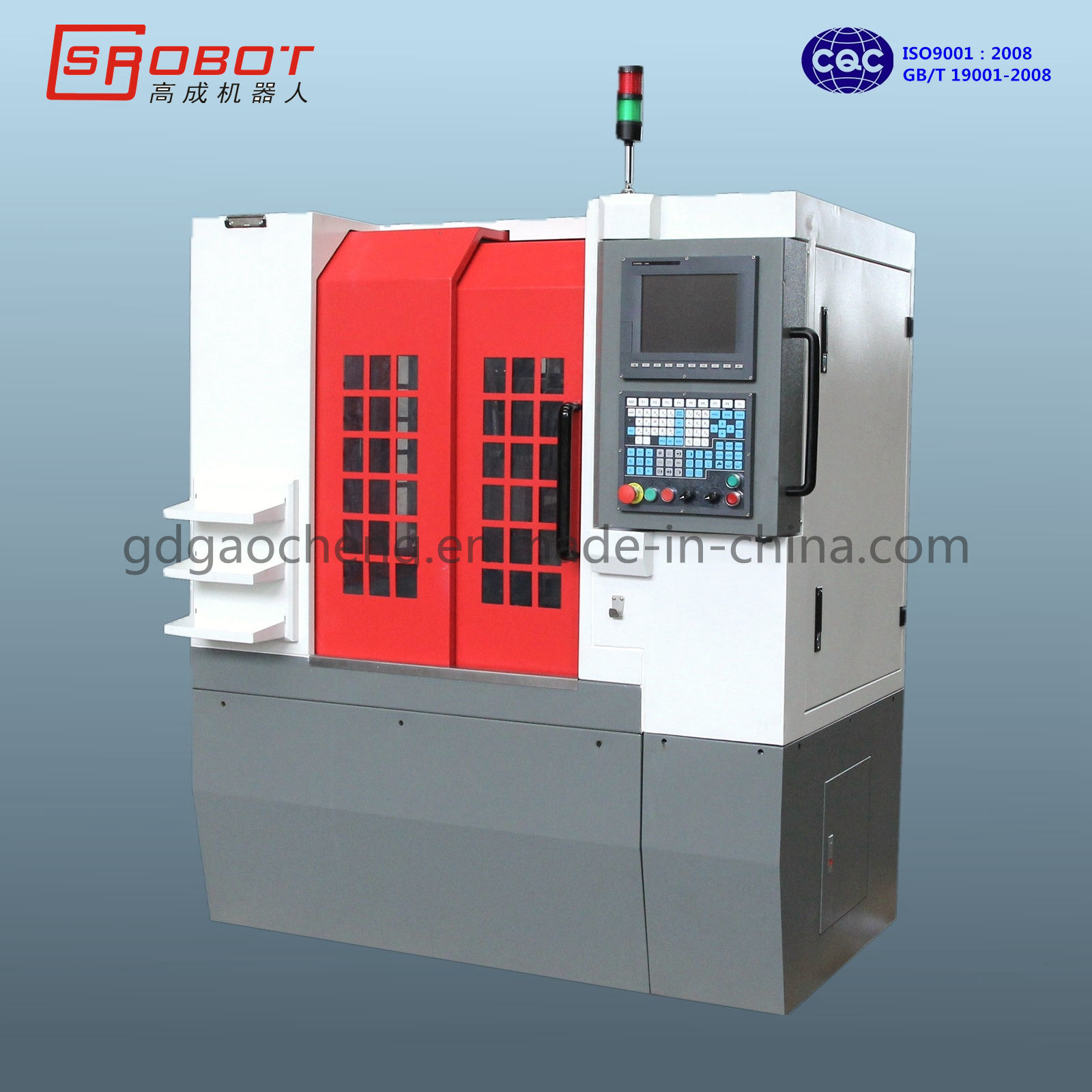 500X400mm Compact Design CNC Milling and Engraving Machine GS-E540