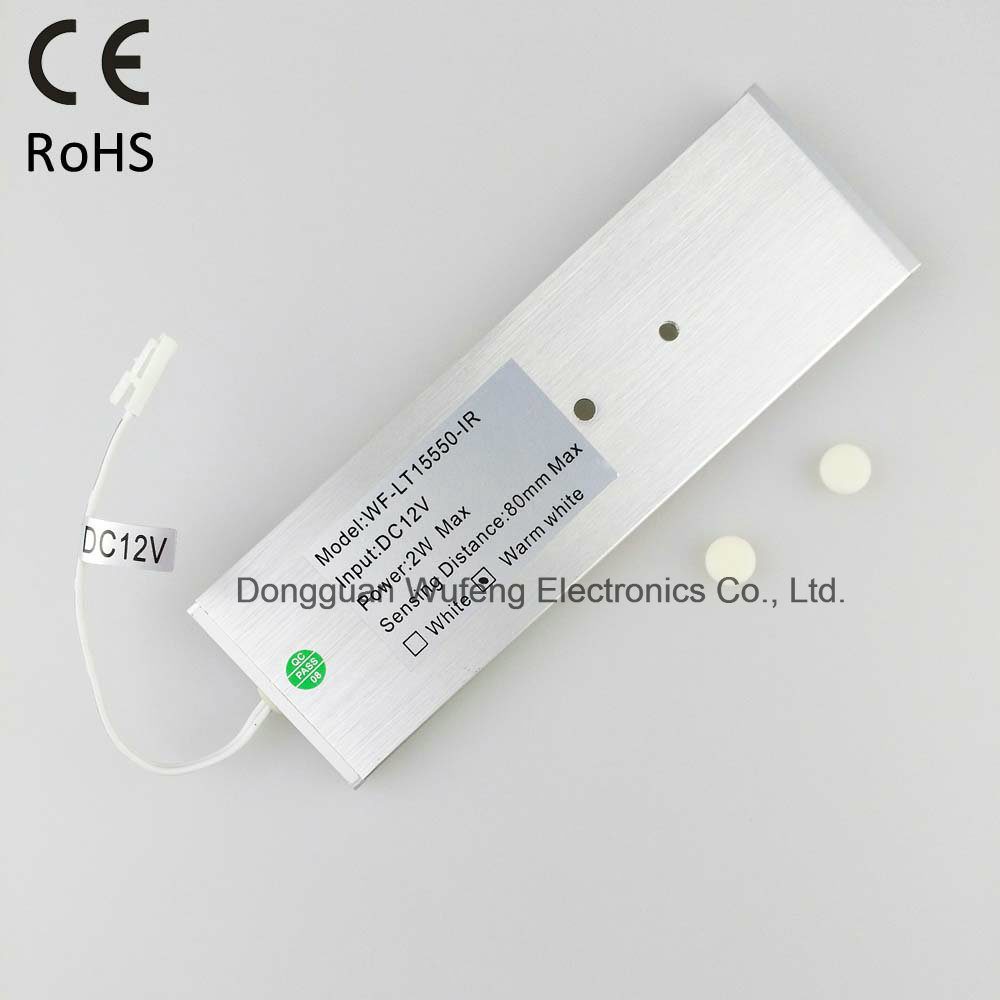 IR Sensor Inner LED Cabinet Furniture Light for Home Decoration