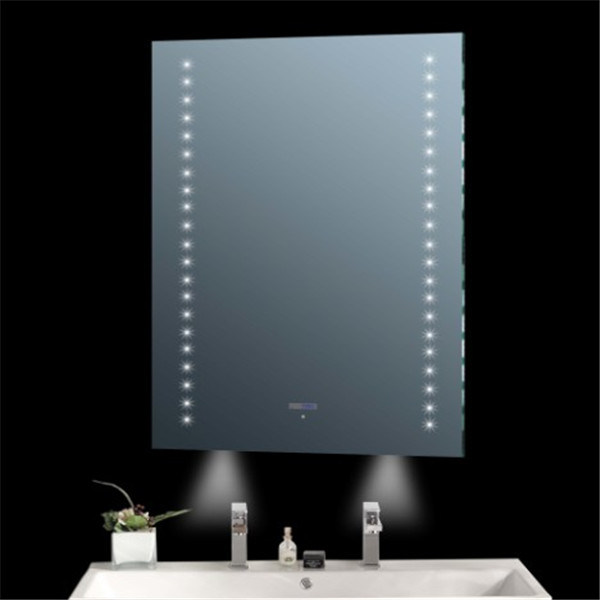 Luxury ETL Approved Hotel LED Lighted Bathroom Backlit Mirror