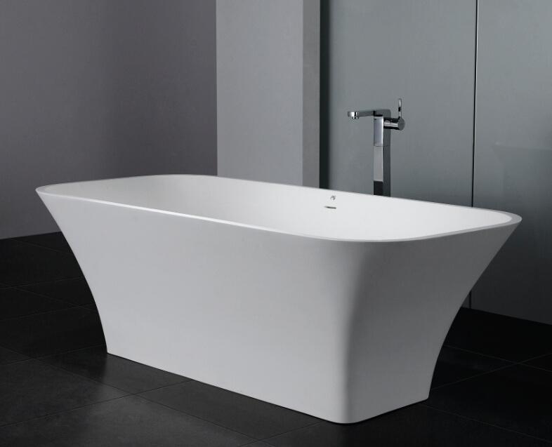 Freestanding Bathtub Rapid Heat Technologies - Hand Controls