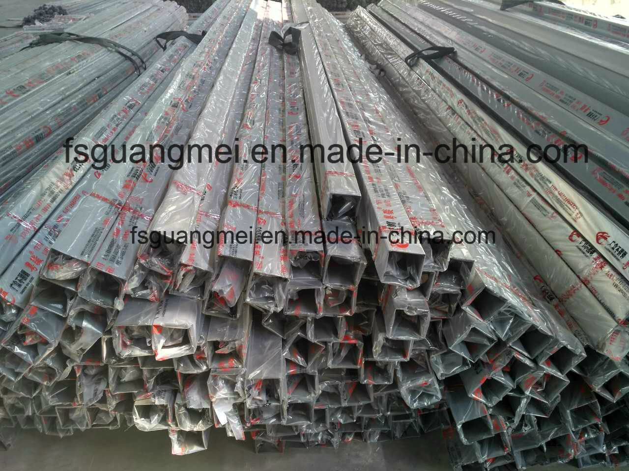 Decorative Stainless Steel Pipe for Light Industry and Construction Industry