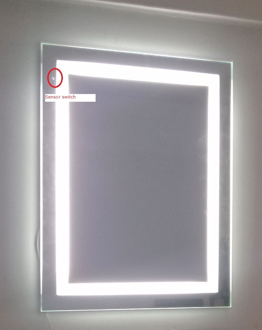 Sensor LED Bathroom Mirror Light