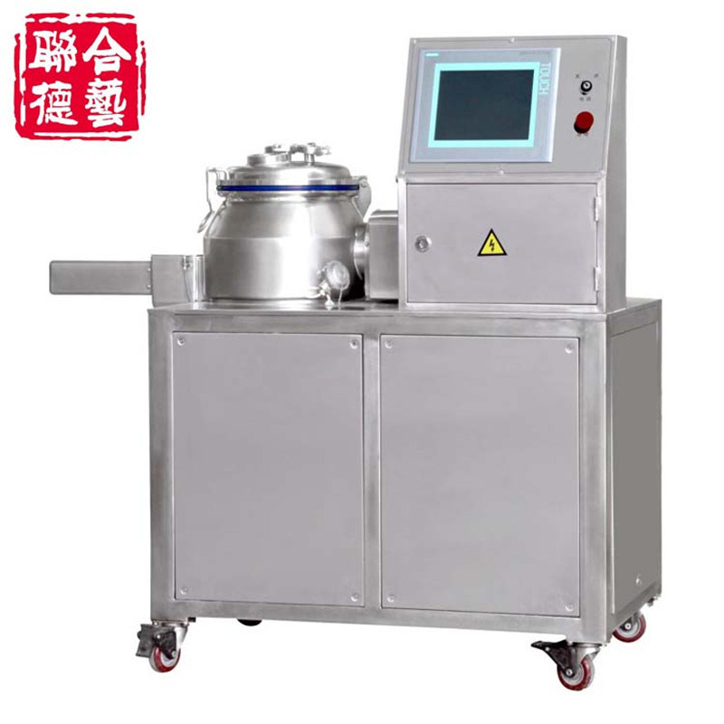 Ghls Pharmaceutical Laboratory Scale Wet Mixing&Granulating Machine