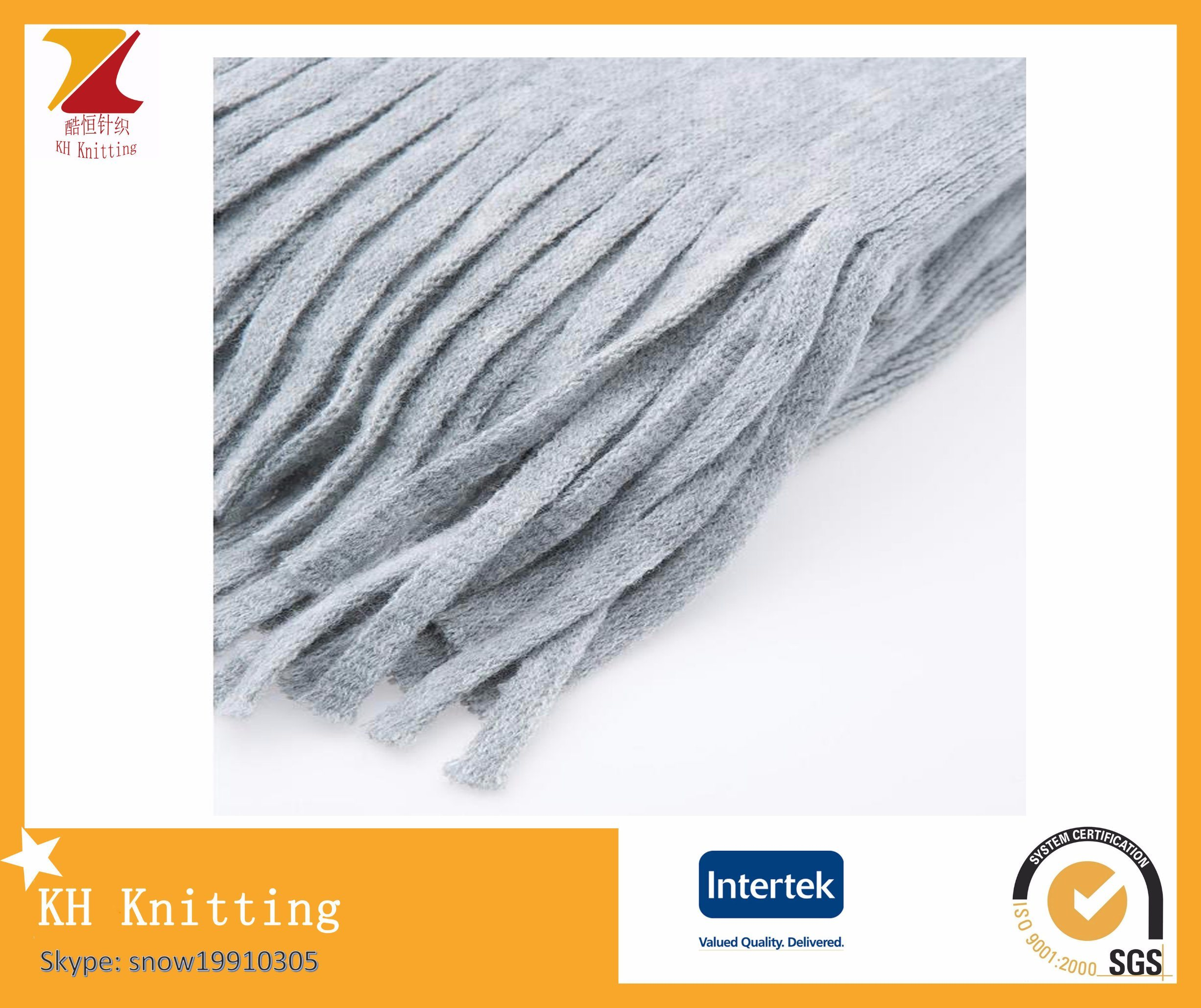 2017 Winter Concise Knitted Scarf