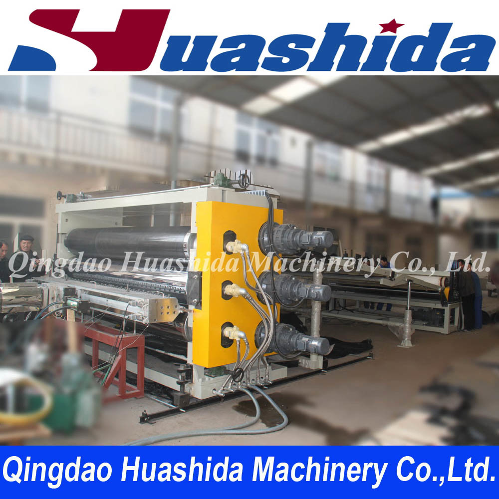 PE/PP Plastic Sheet Making Machine Agriculture Sheet Extrusion Line