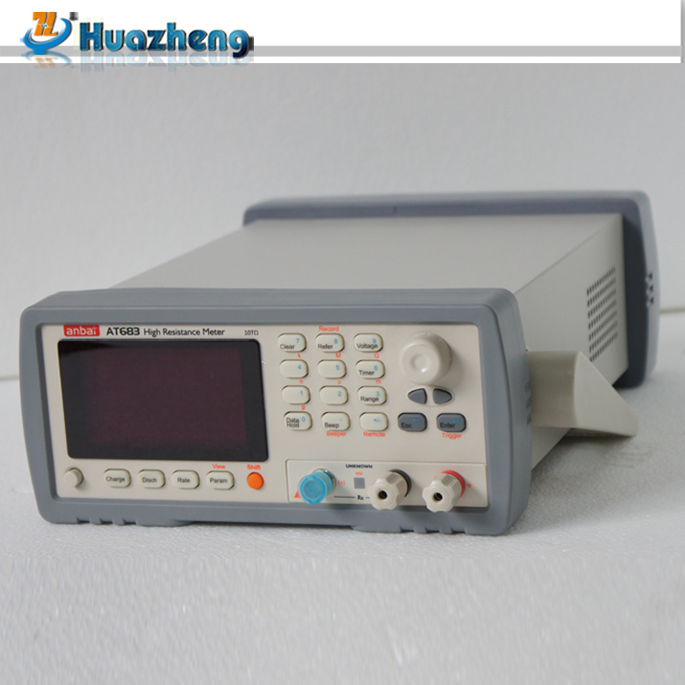 High Accurancy Digital Megger, High Voltage Insulation Resistance Tester