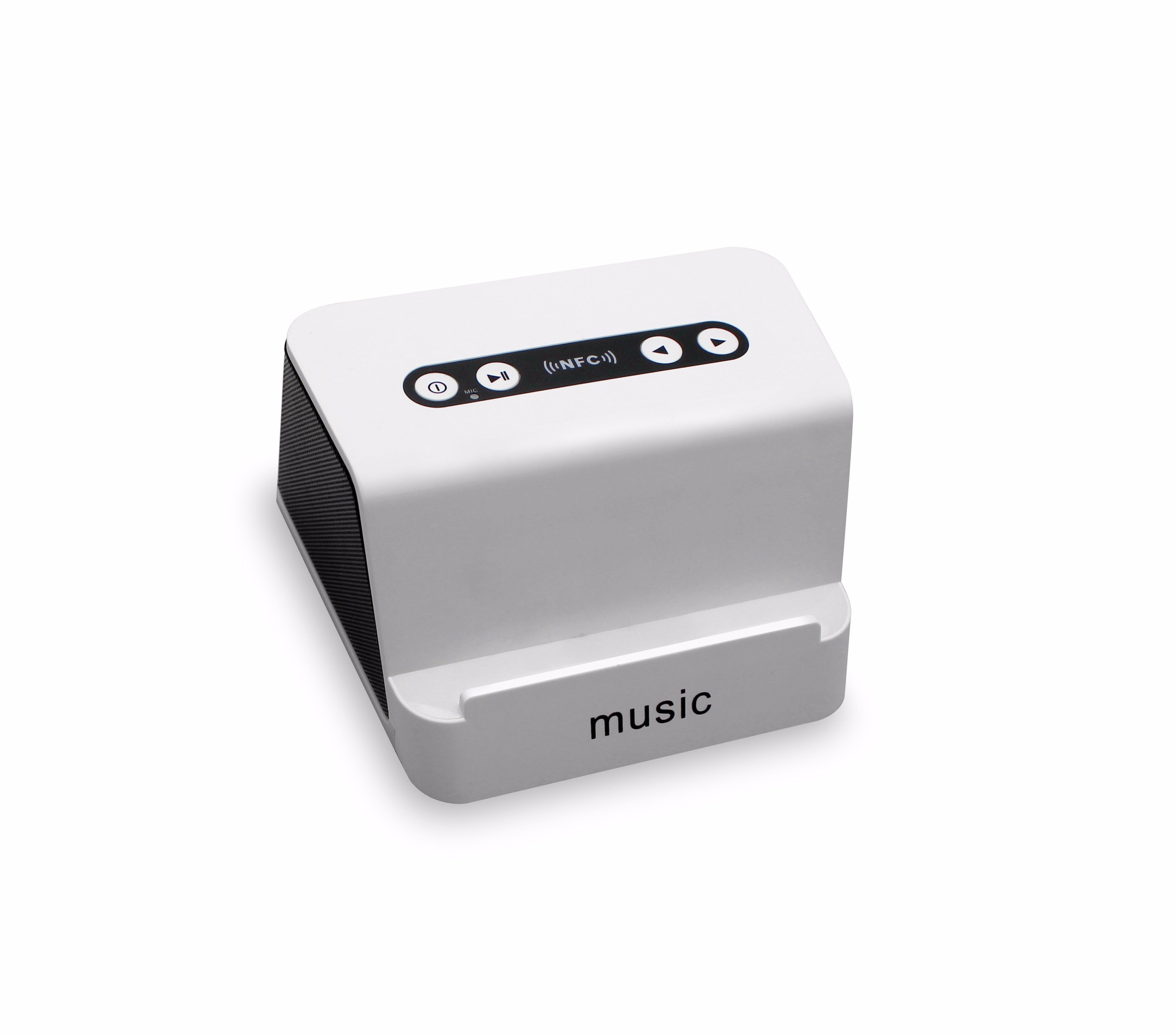 Private mold portable Bluetooth Speaker with NFC function