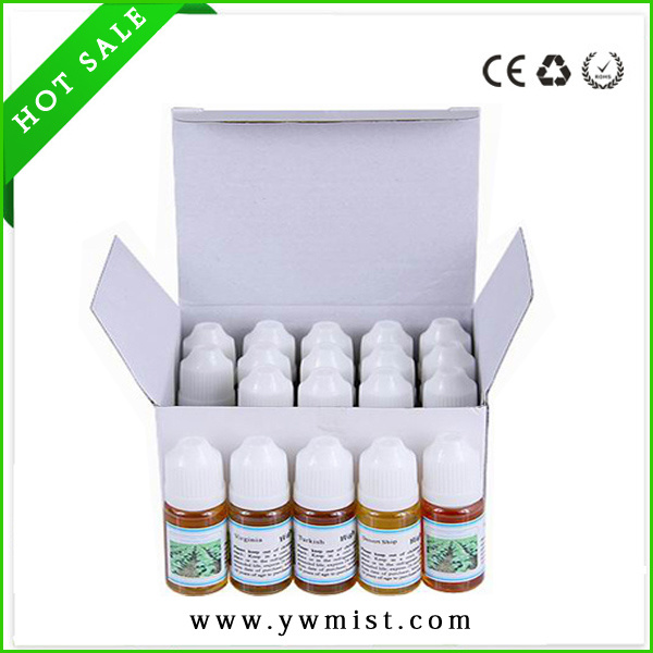 Hot-Selling, Various Flavours E Liquid, E Juice, E-Liquid for E-Cigarette