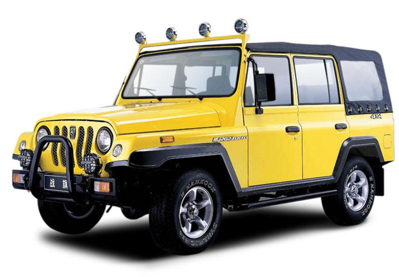 BAW Zhanqi 4WD SUV (BJ2023Z2CKF1 (CKE))