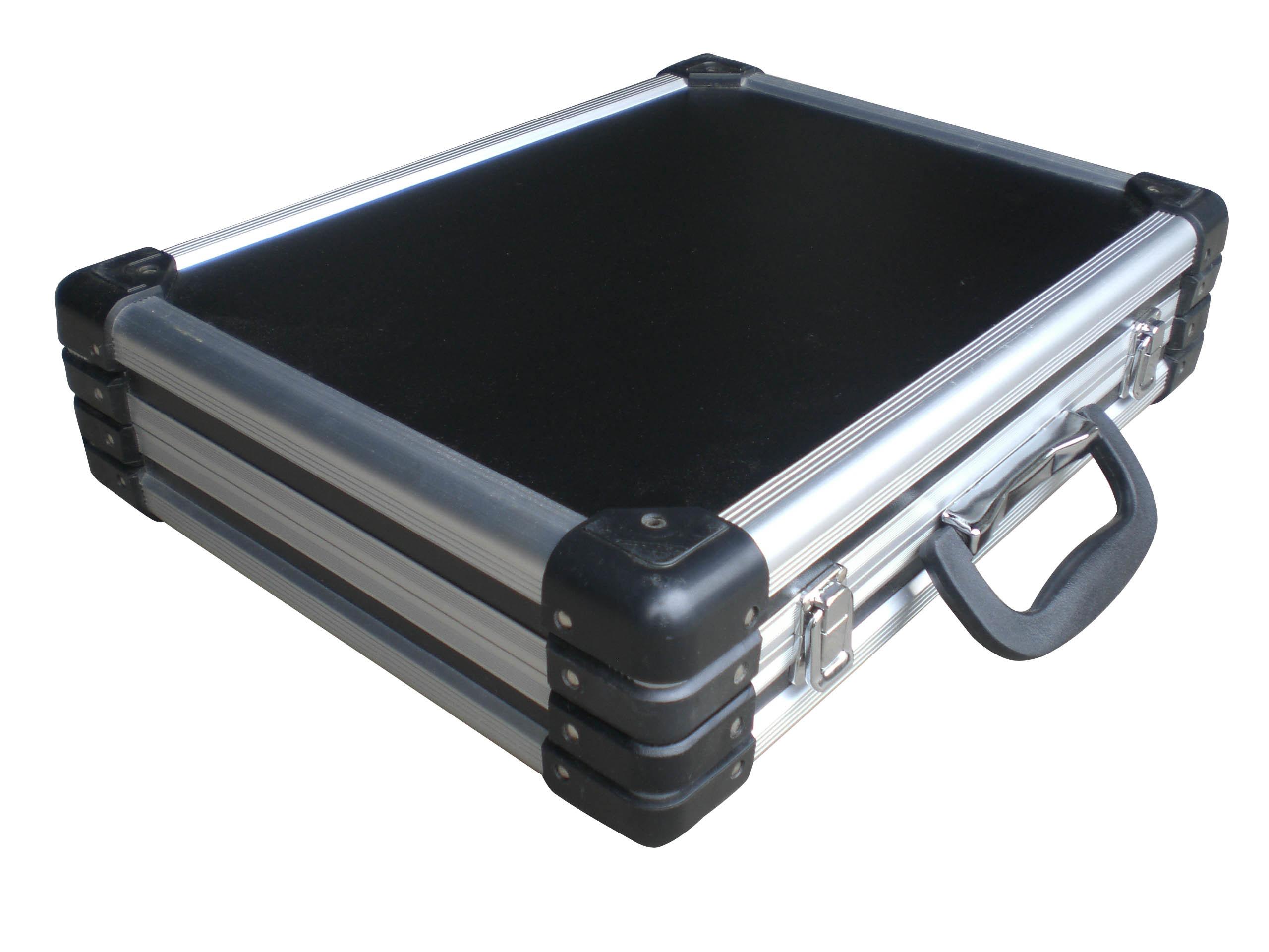 china delicate black aluminium alloy case db001   china aluminium