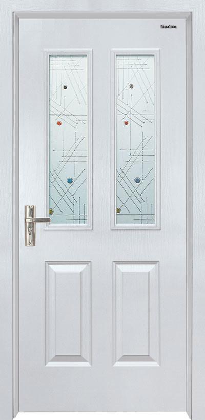messy-interior-21277398 Plastic Coated Interior Doors