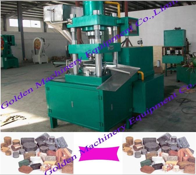 Hydraulic Mineral Licking Salt Block Press Tablet Compressing Machine (WS32)