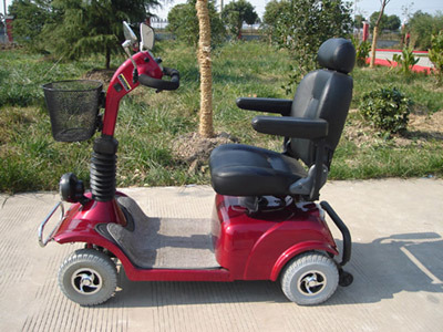 3 and 4 Wheel Electric Mobility Scooters for Elderly and Seniors