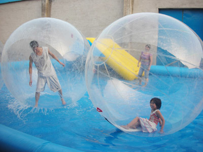 Water Sphere, Water Walking Balls, Human Hamster Ball (006)
