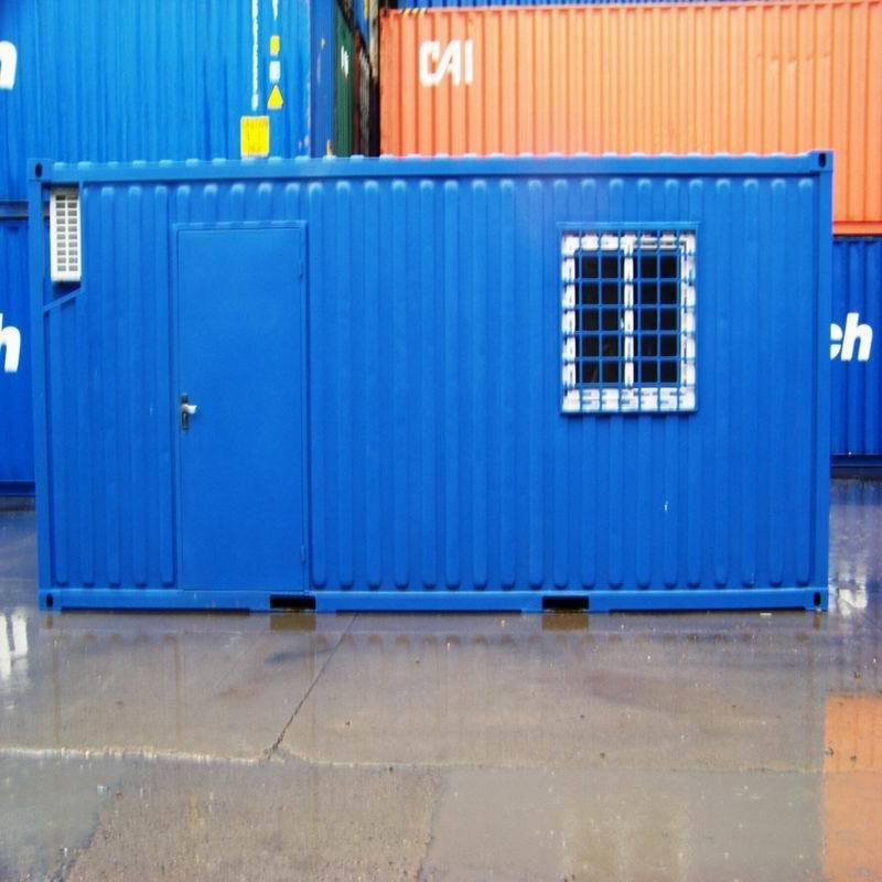 Container House /Movable Container House (CH-21)