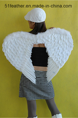Handmade Amazing Feather Angel Wings