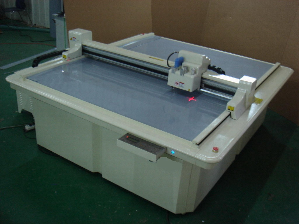 Sample Cutting Plotter