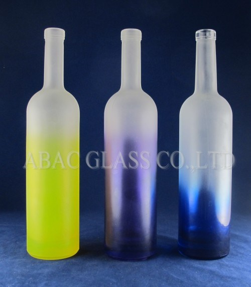 Grey Goose Glass Bottles