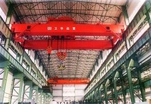 Overhead Isolation Crane with Hook Cap