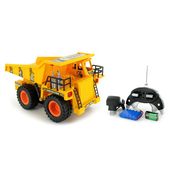 Dump Truck Electric Rtr RC Construction Vehicle (RE-6807)