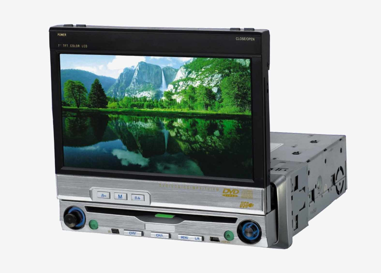 Car Dvd Player with USB Port(Sp-7n) - China Car Dvd,Car Dvd Player