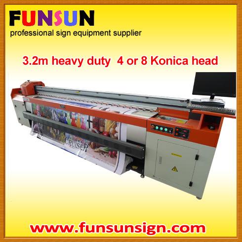 1440dpi Large Outdoor Printer (Konica512/14pl Head)