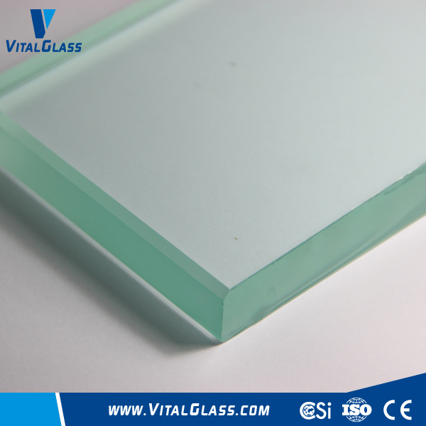 Anti UVA/UVB Ultra Clear Float Glass with Ce&ISO9001 (U-C)