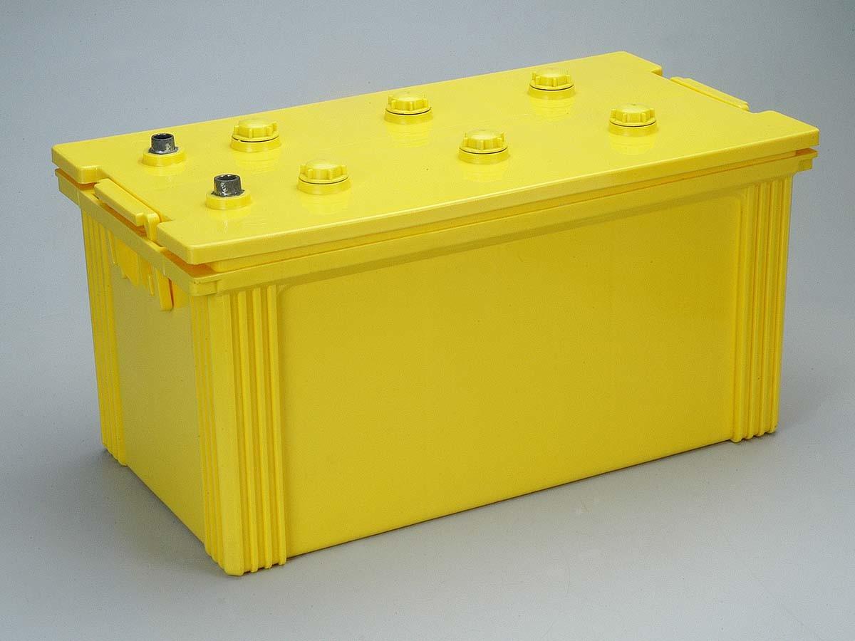 Car battery box design