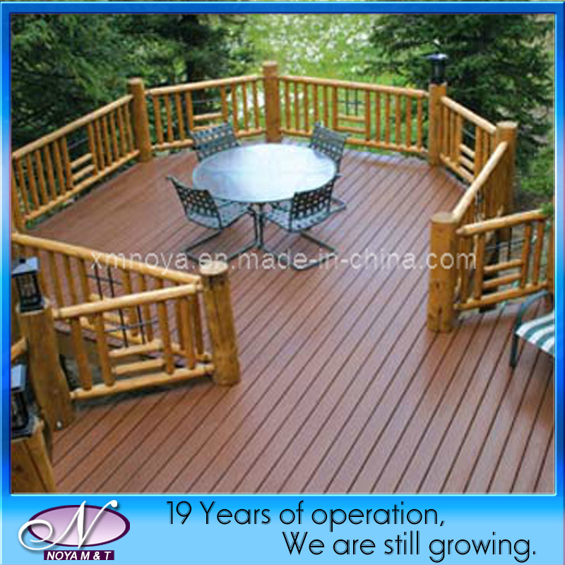 Wood Plastic Composite WPC Garden/Outdoor Decking Fence / Flooring (NYN150*25)
