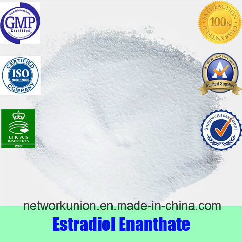 Estrogen Steroid Powder CAS 4956-37-0 Estradiol Enanthate