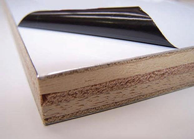 China plywood aluminium faced