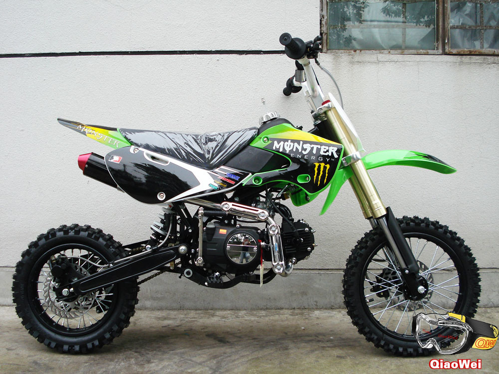 china 125cc racing pit bike dirt bike photos pictures made in. Black Bedroom Furniture Sets. Home Design Ideas