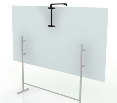 A70-Acromeet Interactive Whiteboard (Front Mount)
