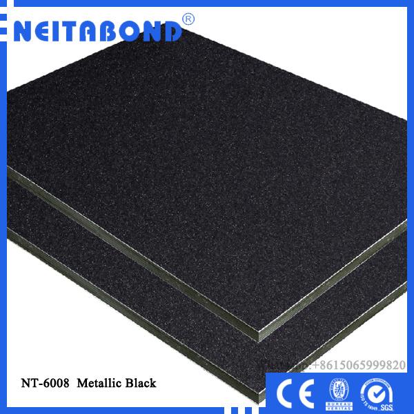 Kynar500 PVDF Aluminium Composite Material Acm for Wall Cladding
