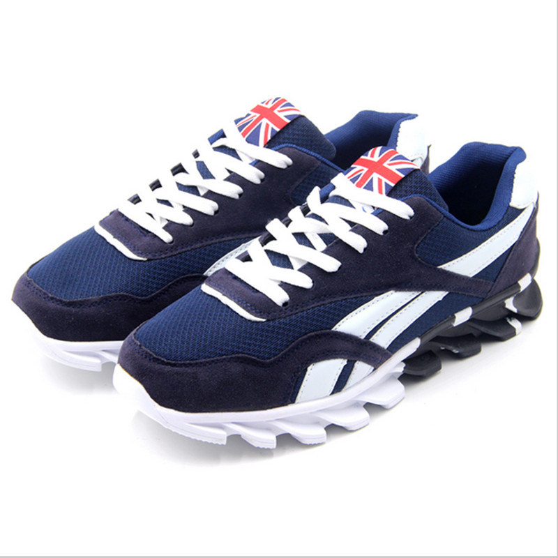 2017 Spring Summer Men′s Sneakers, Breathable Sport Running Shoes