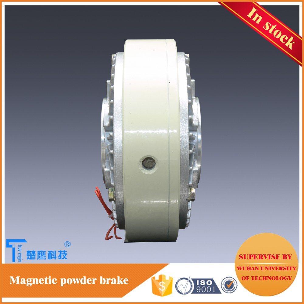 China Factory Supply Hollow Type Magnetic Powder Brake 12nm Tz12k-3