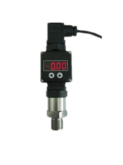 1-5V 4-20mA Stainless Steel Pressure Transmitter, Pressure Sensor for -100kpa~60MPa Pressure Measurement