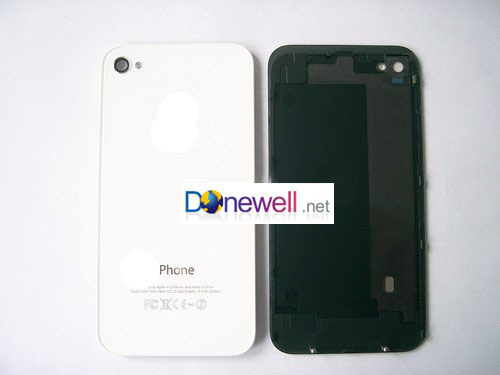 iphone 4 white back cover. Back Cover Back Panel White