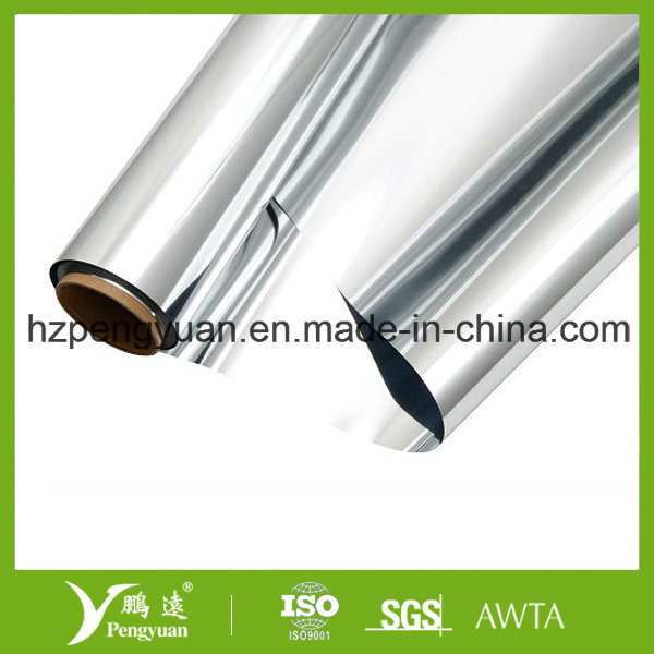 MPET Metalized Laminating Film Silver Color