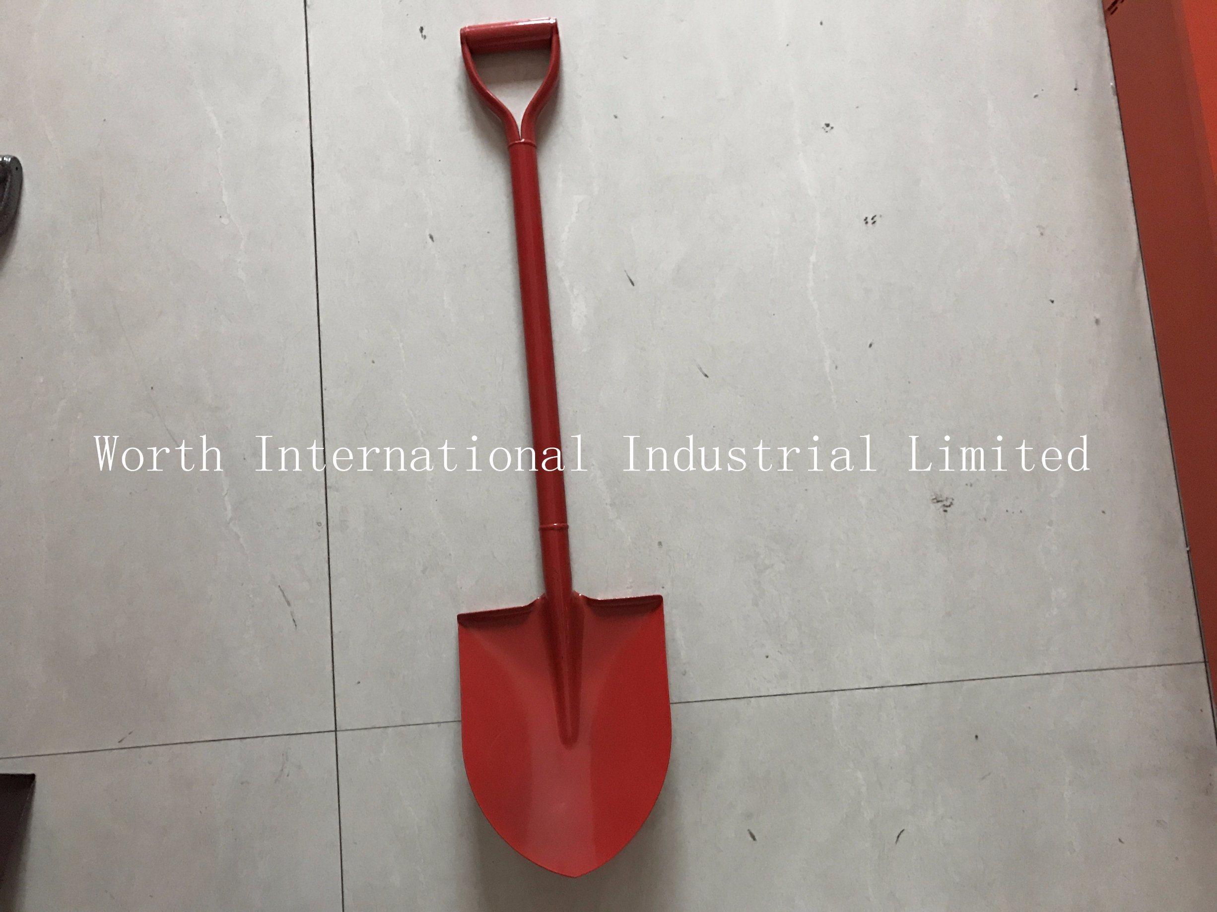 Welding Steel Handle Shovel