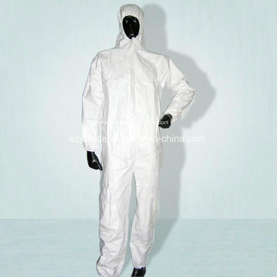 Disposable Protective Clothing Microporous Coverall China Supplier