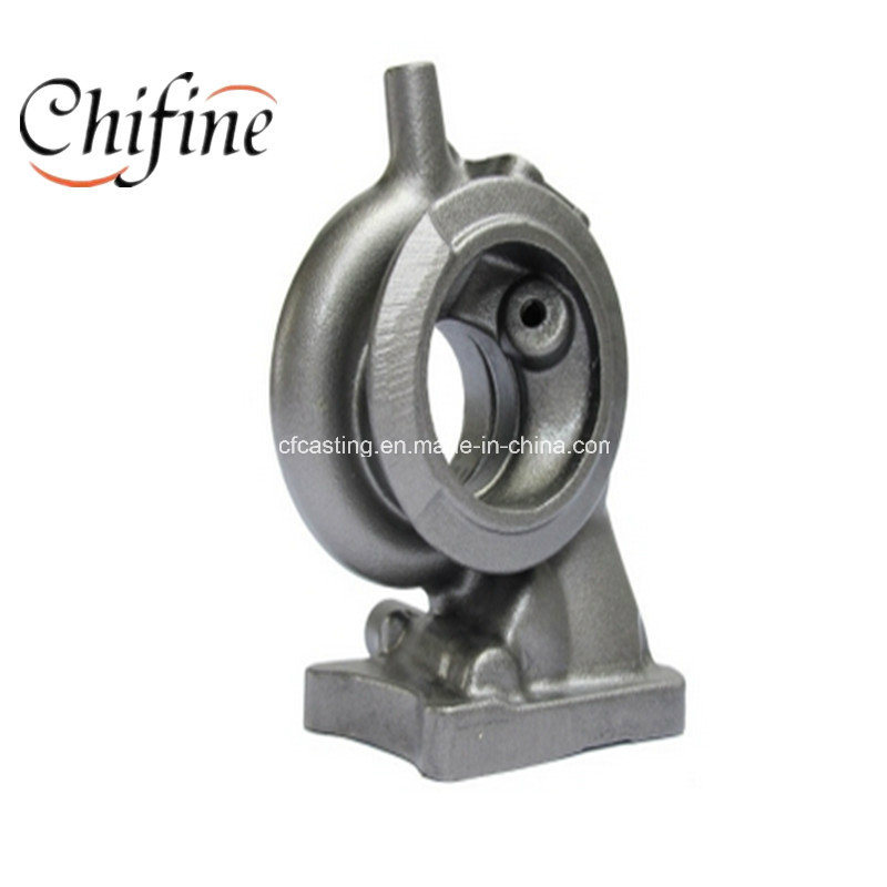 China Sand Molding OEM Bracket Cast Machining Foundry