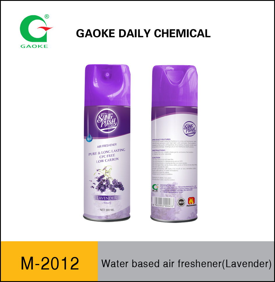 Good Quality Aerosol Air Freshener