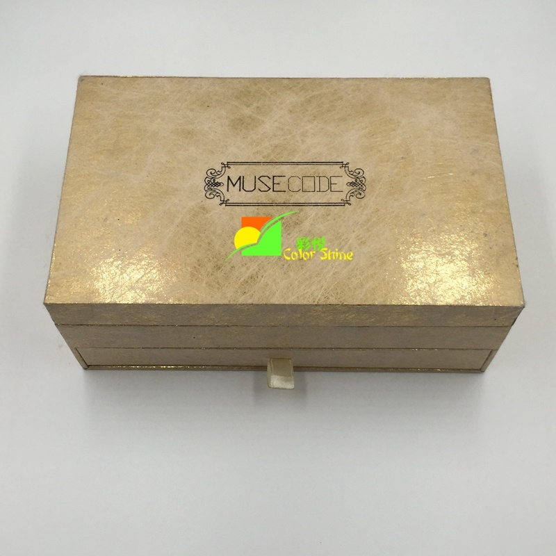 Custom 4c Printing Paper Gift Packing Box (CSG0002)